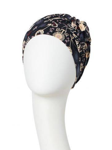 Lotus turban Baumwoll