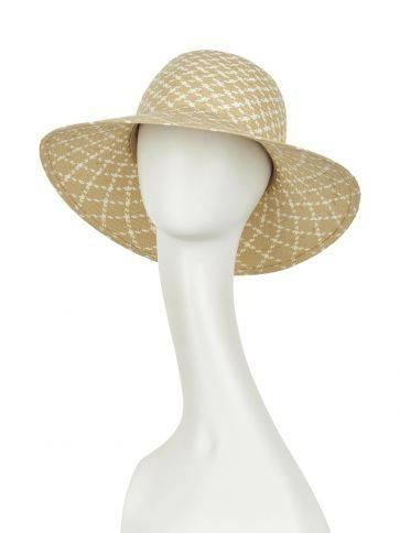 Surya straw hat - Hut