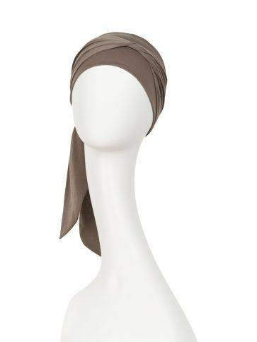 B.B. Beatrice turban with ribbons - Shop style