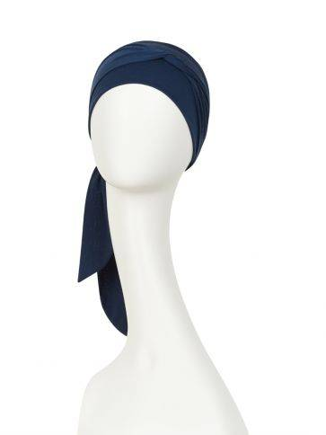 B.B. Beatrice turban with ribbons Shop style