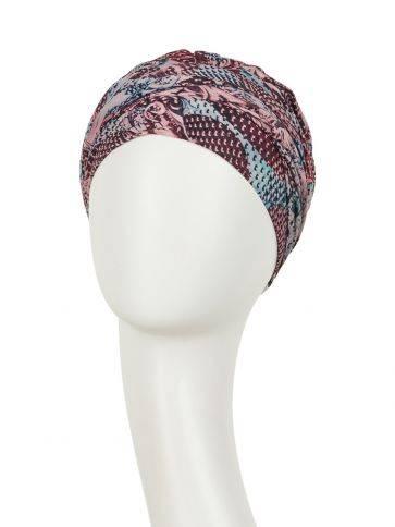 Sapphire Turban - Kombinierte Qualitäten